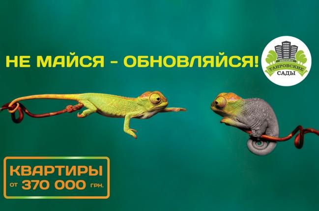 Не майтесь – обновляйтесь - акции, Таировские Сады, фото